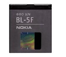 Batteria Nokia 6210n 6290 6710n E65 N93i N95 N96 BL-5F BULK NUOVA ORIGINALE