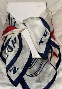 Polo Sport Ralph Lauren Scarf Silk Stars And Stripes