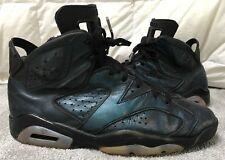 Nike Air Jordan 6 VI Retro All Star Chameleon Black 907961-015 Size 11 Beaters