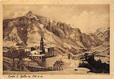 2153) COSTA S. GALLO (BERGAMO) NEVE. VIAGGIATA.