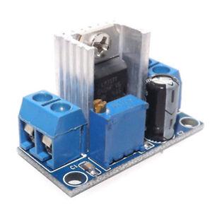 1pcs LM317 DC-DC Converter Buck Power Module Adjustable Linear Regulator