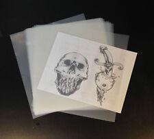 Hazy Mylar 10 sheet Stencil Material for Airbrush design Craft 12 x 10.5