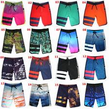 Spandex Bermudas Shorts Mens Boardshorts Beachshorts HURLEY Surf Shorts SZ30-38
