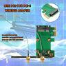 Wireless Wifi Network Card Mini PCI-E To PCI-E Adapter Convertor Card Desktop
