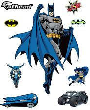 95*78cm Wall Sticker Home Decor Removable Children Kids Decal Nursery Bat Man