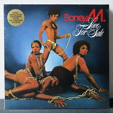 BONEY M. 'Love For Sale' Vinyl LP Mastered From Original Source NEW & SEALED