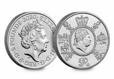 UK 2020 GREAT BRITAIN   £5 Five Pounds King George III  coin BU