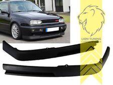 Spoiler Anteriore Labbro Spoiler per VW Golf 3 Berlina Variant Cabrio GTI ottica