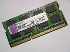 2gb ddr3-1066 pc3-8500 Kingston kfj-fpc413/2g ordinateur portable sodimms ram Memory