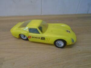 1960's Vintage Hong Kong Friction Toy Car - Ferrari 250 GTO - Lucky Clifford