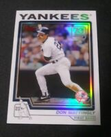 DON MATTINGLY 2021 Topps Series 1 70 Years Of Topps Chrome #70-YTC-54 MINT! 🔥
