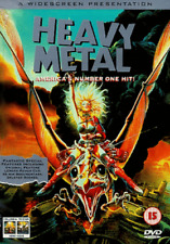 HEAVY METAL dvd SEALED/NEW Classic 1981 Animation Hurlant 5035822015838