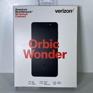 Orbic - 16GB - Black (Verizon) Smartphone