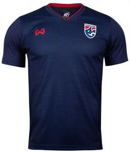 100% Authentic Original Thailand National Team Football Soccer Jersey Shirt Blue