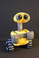 One Top Quality 11 inch Thinkway WALL-E Yellow Robot Rover Plush Toy Doll