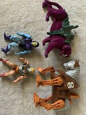Panthor Skeletor He-Man Horse Must See Lot motu masters of the universe