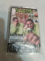 Kane Abel - Am I My Brothers Keeper Cassette No limit Records tape cassette NEW