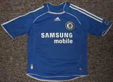 CHELSEA FC / 2006-2008 Home - ADIDAS - JUNIOR Shirt / Jersey. Size: 140cm, 10y?