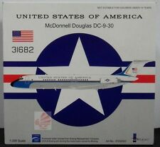 Inflight200 United States Air Force C-9C 1:200 Diecast Plane Model IF932027