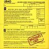 Signing Off by UB40 (CD, Oct-1993) NEW