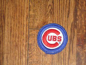 CHICAGO CUBS VINTAGE  patch, nos, 60's