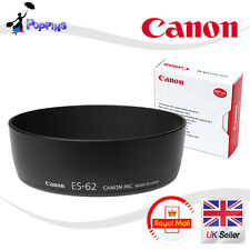 nouveau véritable Canon ES-62 pare-soleil pour EF 50mm f/1.8II