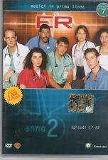 DVD=ER MEDICI IN PRIMA LINEA=ANNO 2=EPISODI 17-22