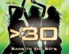 ü30 Back to the 80s (6 CD-Set) NEU&OVP Best of TV-Werbung Visage Soft Cell Kiss
