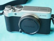 Fujifilm X-A10 Body converted to capture FULL SPECTRUM for Infra Red photography