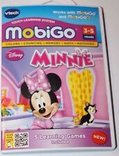 Vtech MobiGo Touch Learning System - Minnie Mouse