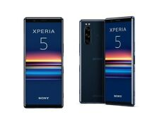 Sony XPERIA 5 in Blue Handy Dummy Attrappe - Requisit Deko Werbung Ausstellung