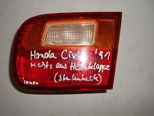 Rückleuchte Rücklicht rechts innen (rot-gelb-weiß) Honda Civic EG EH EJ Bj.91-95