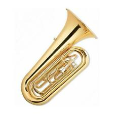 Ravel BB202 4/4 3-Valve Marching Tuba, Lacquered Finish