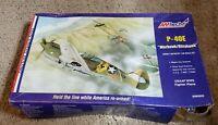AMtech 1/48 P-40E Warhawk/Kittyhawk Model Kit