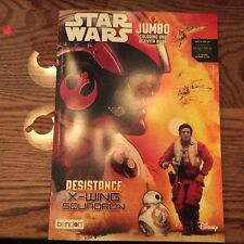 Star Wars Jumbo Coloring And Activity Book (style#3)from The Force Awakens