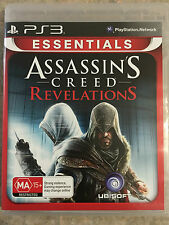 Essentials Assasins creed Revelations playstation 3 ps3 game BRAND NEW