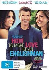 How To Make Love Like An Englishman - NEW DVD