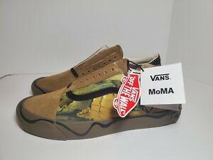 Mens Vans MoMA Old Skool Twist Salvador Dali Skate Shoes #VN0A4UUI21Z Size 12 DS