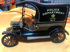 New ListingFranklin Mint 1/16 1913 Model T Police Paddy Wagon