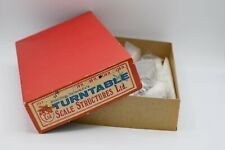 Scale Structure Ltd. #1122 HO Scale Sterling Colorado Turntable Kit, Boxed