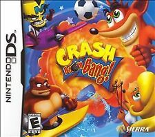 Crash Boom Bang (Nintendo DS, 2006) game only