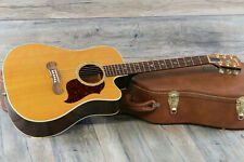 1997 Gibson CL-35 Deluxe Acoustic/Electric Cutaway Guitar + OHSC