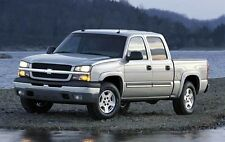 Chevrolet Silverado 2004 - 2006 Service Repair Manual