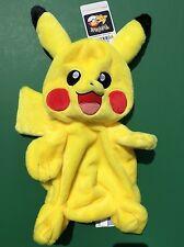 Build a Bear Pokemon Pikachu Plush Toy - Unstuffed - New
