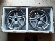 """Bbs Tekno 2-piece Wheels 17"""", 5x120, 8J, Et10, BMW, no Bbs Rs Alpina Hartge"""