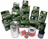 Hiflo Filtro Motorcycle Oil Filter HF401 Oilfilter