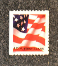 2002USA #3624 37c Flag Single From Booklet - (non denomination) Mint NH