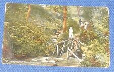 ECCLESBOURNE GLEN, HASTINGS 1910 POSTCARD