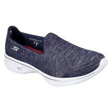 Calzado de mujer textil de color principal azul Talla 36