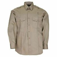 5.11 Tactical Men's Twill PDU Class/A Long Sleeve Shirt, Style 72344